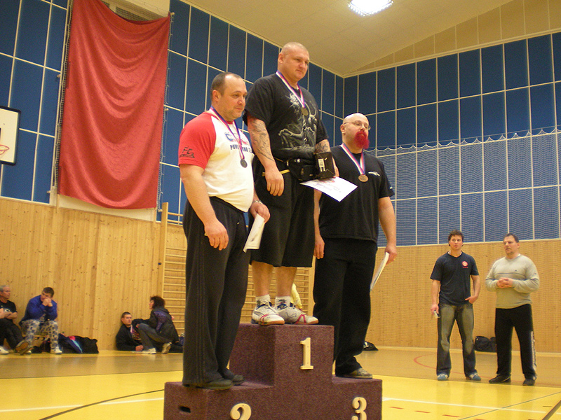Masters 1 do 125 kg