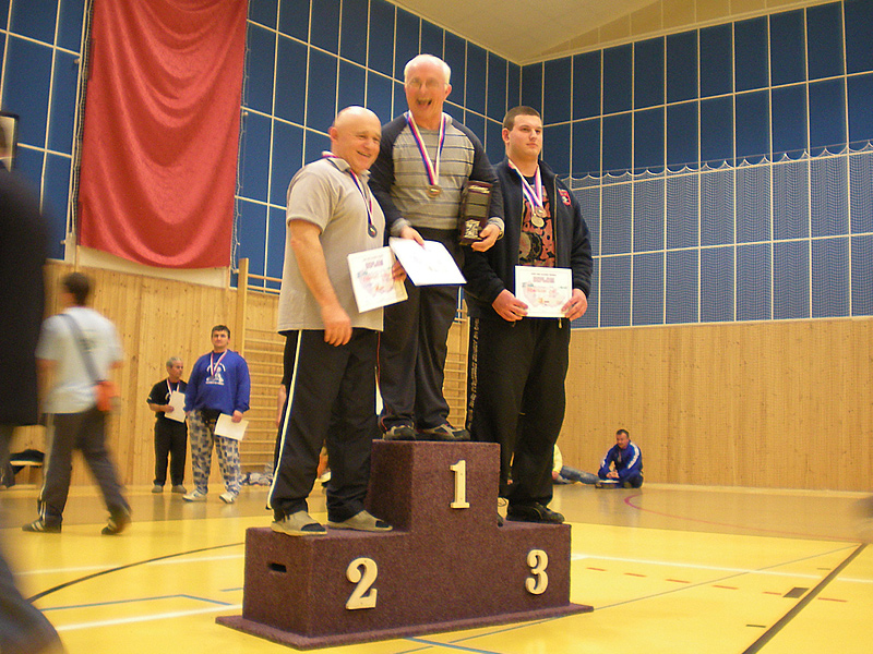 Masters 3 do 82,5 kg