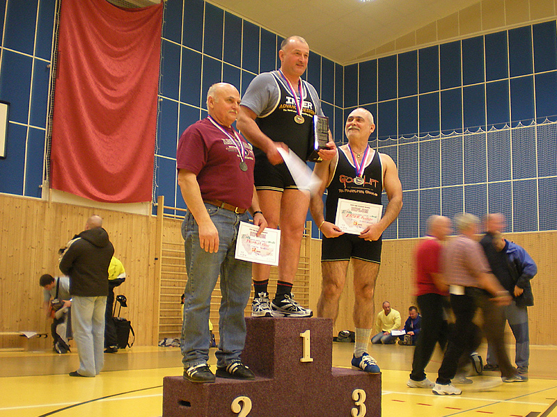 Masters 3 do 100 kg