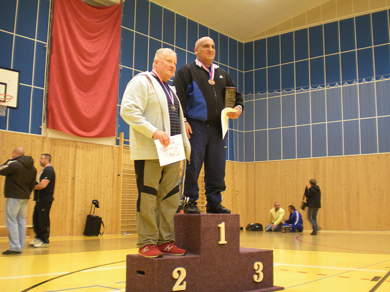 Masters 3 do 110 kg