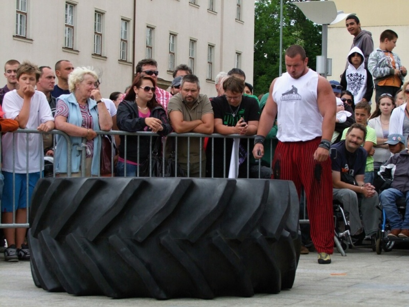 Strongman Trutnov  2012