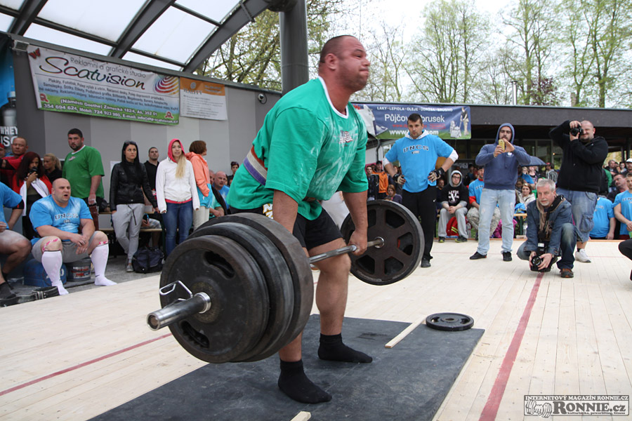 Strongmen´s Games Aš 2015